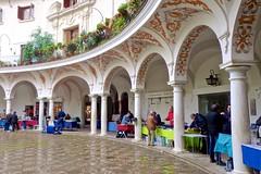 Plaza del Cabildo (Brian Aslak) Tags: sevilla seville andalucía andalusia españa spain europe plazadelcabildo market square plaza piazza