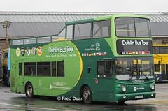 Dublin Bus AV23 (00D40023). (Fred Dean Jnr) Tags: busathacliath dublinbus bstone volvo b7tl alexander alx400 av23 00d40023 broadstonedepotdublin february2013 opentop buseireannbroadstonedepot dublincitytour