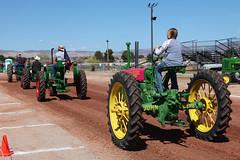 Tractor parade (twm1340) Tags: 2019 az arizona flywheelers antique tractor show cottonwood