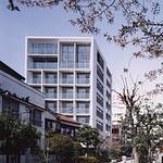 中延の集合住宅(コートブランシェAP)の写真