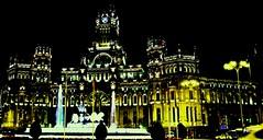 Palacio de Comunicaciones (portalealba) Tags: madrid magiccity portalealba canon eos1300d españa spain