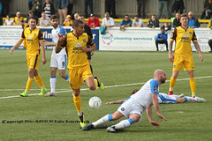 SUT_4843 (ollieGWK) Tags: sports football soccer sutton united v vs havent waterlooville league