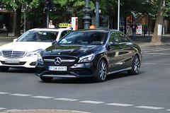 Poland (Gorzowski) - Mercedes-AMG CLA 45 C117 2017 (PrincepsLS) Tags: poland polish license plate germany berlin spotting fgw gorzow mercedesamg cla 45 c117 2017