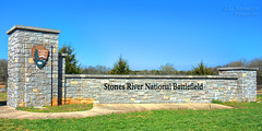 Stones River National Battlefield sign - Murfreesboro, Tennessee (J.L. Ramsaur Photography) Tags: jlrphotography nikond7200 nikon d7200 photography photo murfreesborotn middletennessee rutherfordcounty tennessee 2019 engineerswithcameras stonesrivernationalbattlefield photographyforgod thesouth southernphotography screamofthephotographer ibeauty jlramsaurphotography photograph pic murfreesboro tennesseephotographer murfreesborotennessee nationalbattlefield stonesriver nationalparkservice stonesriverbattlefield americancivilwar tennesseehdr hdr worldhdr hdraddicted bracketed photomatix hdrphotomatix hdrvillage hdrworlds hdrimaging hdrrighthererightnow nationalregisterofhistoricplaces bluesky deepbluesky beautifulsky history historic historyisallaroundus americanrelics civilwarbattlefield civilwar historiccivilwarsite sign signage it'sasign signssigns iseeasign signcity ruralsouth rural ruralamerica ruraltennessee ruralview americana america unitedstatesofamerica