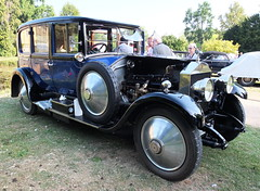 Rolls-Royce 40/50 hp 'Silver Ghost' Limousine (Mulliner) 1924 (Zappadong) Tags: classic days schloss dyck 2018 rollsroyce 4050 hp silver ghost limousine mulliner 1924 zappadong oldtimer youngtimer auto automobile automobil car coche voiture classics oldie oldtimertreffen carshow