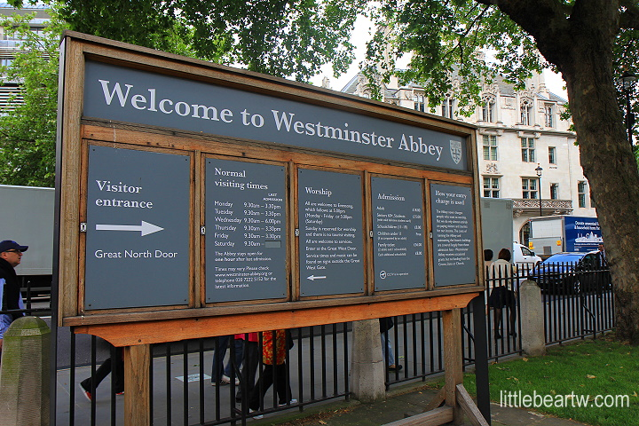 西敏寺Westminster Abbey-06