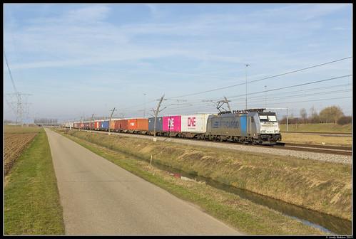 RTB Cargo 186 425, Valburg