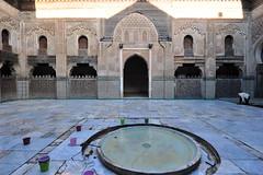 Bou Inania Madrasa, Fès, Morocco, January 2019 D700 532 (tango-) Tags: madrasa fez fes bouinania morocco maroc 摩洛哥 marruecos марокко المغرب