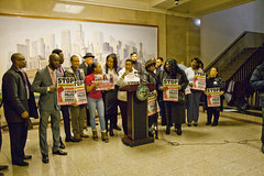 City of Chicago Aldermanic Candidates Press Conference to Support Civilian Police Accountability Council Chicago Illinois 1-9-19 5570 (www.cemillerphotography.com) Tags: cops brutality shootings killings rekiaboyd laquanmcdonald oversight reform corruption excessiveforce expensivelawsuits policeacademy