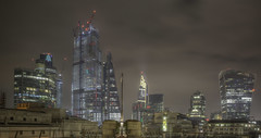 Square Mile (Hemzah Ahmed) Tags: london londonist londontown londonbylondoners londonarchitecture londonbuildings londonatnight cityscape cityscapes city cityoflondon londoncity capitalcity tower42 canon2470mmf28iil canon5dmarkiii canon5dmark3 walkietalkie 22fenchurchstreet 22fenchurchst cheesegrater barclays scalpel nightscape nightimages skyline skylines skygarden sky clouds architecture architectural modernarchitecture