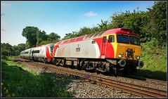 57315, Shustoke (Jason 87030) Tags: themole virgin verming locomotive drag portaloo dildo pendolino wcml train lineside 57315 clss315 track shot ts image flickr tag diesel 390013