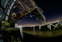 Really wide in Woolwich.. (The all seeing i) Tags: samyang 8mm fsiheye outdoors woolwich london winter 2018 wideangle