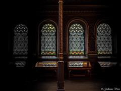 Synagogue Espagnole (Prague) (Guiiom) Tags: czechia jewish spanish synagogue architecture prague praga antique religion light lumière heritage juif républiquetchèque czechrepublic républiquetcheque travel découverte espagnole mudéjar 1868