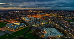 Whiston (Steve Samosa Photography) Tags: knowsley whiston merseyside aerial aerialview aerialphotography aerialshot droneshot dronecamera drone stevesamosaphotography