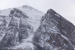 Mountains (Lee Rosenbaum) Tags: banffnationalpark landscape alberta mountains snow canada lake clouds lakelouise mountain