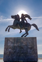 20190307_144340 (George Zois) Tags: greece macedonia thessaloniki alexanderthegreat statue macedoniagreece makedonia macedoniatimeless macedonian macédoine mazedonien μακεδονια македонијамакедонскимакедонци