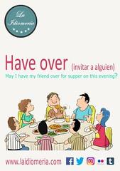 Guess who's coming to dinner...  #laidiomeria #idiomeria #dinner #haveover #invitaraalguien  #cena #family #familia #amigo #friend #amico (laidiomeria) Tags: haveover invitaraalguien family familia cena dinner amico idiomeria amigo laidiomeria friend