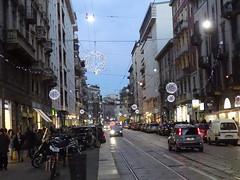 Milano (41) (pensivelaw1) Tags: italy milan statues trump starbucks romanruins thefinger trams cakes architecture