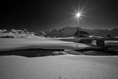 DSC01974 (ivoräber) Tags: chapel melchseefruttch sony switzerland schweiz swiss systemkamera suisse white black