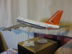 2013-09-24 19-40-29.jpg (Paul James Marlow) Tags: boeing 747200 revell zssam 1144 drakensburg southafricanairways