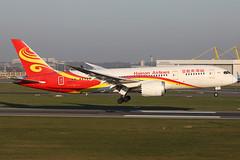 B-2723 11042019 (Tristar1011) Tags: ebbr bru brusselsairport hainanairlines boeing 7878 b788 b2723 dreamliner