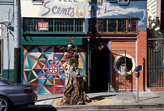 San Francisco, California (Roger Gerbig) Tags: sanfrancisco california rogergerbig canoneos3 canonef28105f3545 kodake100g slidefilm 135film 35mm