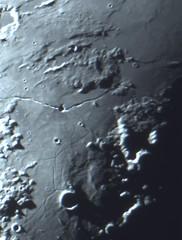 "Lunar ""V"" (tbird0322) Tags: moon luna lunar solarsystem takahashi mewlon astronomy astrophotography"