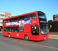 RATP - London United - VH45142 - LJ15JZV (Waterford_Man) Tags: vh45142 lj15jzv hybrid wrightbus ratp londonunited