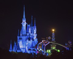 Cindy's Castle (B-Martin Photography) Tags: canonphotograph canon nightphotography longexposure waltdisneyworld cinderella'scastle magickingdom wdw