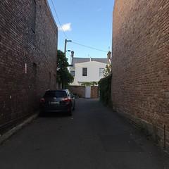Light and shadow play on lanes in Paddington, Sydney - #lightandshadowplayonlanes #light #shadow #lane #Sydney #Paddington #urbanstreet #urbanfragments #urbanandstreet #streetphotography #brickwall (TenguTech) Tags: ifttt instagram lightandshadowplayonlanes light shadow lane sydney paddington urbanstreet urbanfragments urbanandstreet streetphotography brickwall