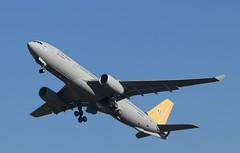 Airbus A330-243MRTT MRTT051/EC-334 (to be RoKAF 19-002), departure CBG (robertetienne) Tags: airbus mrtt a330 cambridgeairport ec334 19002 rokaf aircraft airplanes jets military aviation