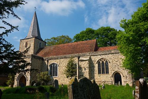 St Nicholas' Chuch, Pluckley