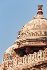 Faded glory (Oleg S .) Tags: roof architecture detail delhi india