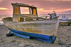 Abandonada (ZAPIGATA) Tags: cabodegata almeria andalucia paisaje playa sunset zapigata