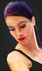 Beautiful Tango Dancer II (Pat McDonald) Tags: andalucía andalus argentina bailaora bailaoras bailar bale ballerina ballet ballo beauty digitalart danse dans dance buenosaires bsas guapa guapísima italy mexico pixabay retrato rebelle porteña tango renémayorga