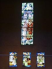 """Blois, Loir-et-Cher: basilique Notre-Dame de la Trinité, 1932-39,  architecte Paul Rouvière. Classée dès 1996 au titre des monuments historiques, elle bénéficie en outre du Label """"Patrimoine du XXe siècle"""" (Marie-Hélène Cingal) Tags: france centrevaldeloire centre loiretcher 41 blois baznīca église kirik iglesia church chiesa bažnyčia kirche kostol eliza"""