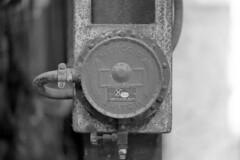 MCM | Archeologia Industriale (Marco Martucciello) Tags: blackandwhite mcm salerno cotoniere marcomartucciello archeologiaindustriale abandoned film pellicola hp5 nikon nikkor nikonf6 manifatturecotonieremeridionali