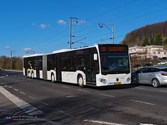 Mercedes Capacity L - RGTR (Sales Lentz 3481) (Pi Eye) Tags: mercedes o530 citaro capacity c2 capacityl articulé gelenk luxembourg avl vdl multiplicity rtgr letzebuerg bus