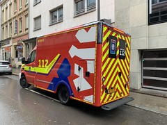 Mercedes Benz Sprinter - CGDIS Ambulance - Luxembourg City (firehouse.ie) Tags: vehicle emergency medical paramedics ems krankenwagen ambulansa ambulans ambulanza ambulanz ambulancia merc mercedessprinter mercedesbenz mercedes luxembourg ambulances ambulance cgdis