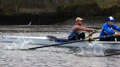 IMG_1071 (NUBCBlueStar) Tags: rowing remo rudern river aviron february march star university sunrise boat blue nubc sculling newcastle london canottaggio tyne hudson thames sweep eight pair