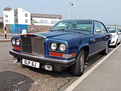 Rolls-Royce Camargue (cmw_1965) Tags: rolls royce camargue two door 2door coupe grand tourer paolo martin pininfarina rollsroyce metallic blue carmargue