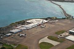 L.F. Wade International Airport (320-ROC) Tags: lfwadeinternationalairport bermudainternationalairport bda txkf bermuda