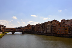 Ponte Vecchio (Old bridge) from Ponte Saint Trinita in Florence, Italy  -  (Selected by GETTY IMAGES) (DESPITE STRAIGHT LINES) Tags: nikon d7200 nikond7200 nikkor1024mm nikon1024mm getty gettyimages gettyimagesesp despitestraightlinesatgettyimages paulwilliams paulwilliamsatgettyimages bridge florence florenceitaly firenze firenzeitaly firenzeflorence pontevecchio pontevecchioflorence pontevecchiooldbridge pontevecchioinflorence pontesainttrinita pontesainttrinitaflorence pontesainttrinitaholytrinitybridge holytrinitybridgeflorence bartolmeoammanati ilobsterit