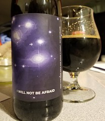 I Will Not Be Afraid (Pak T) Tags: treehousebrewing charlton massachusetts glass bottle stout milk milkstout beer alcohol beerporn beverage drink samsunggalaxys8 tmobile untappd sweet chocolate coffee
