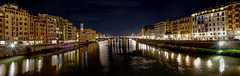 Ponte Vecchio nightview (EricMakPhotography) Tags: night view vecchio ponte reflection river arno
