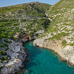 Porto Limnionas nature rock pool thumbnail