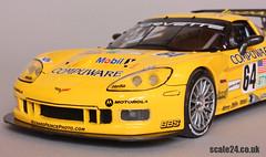 Corvette C6R - 69 (cmwatson) Tags: chevrolet corvette c6r 2007 lemans revell 07396 studio27 scale24 sdcc2401c