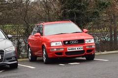 1995 Audi RS2 Happy New Year! (>Tiarnán 21<) Tags: audi rs2 red northern ireland uk rhd n484kkh n484 kkh 1 2 3 4 5 6 7 8 9