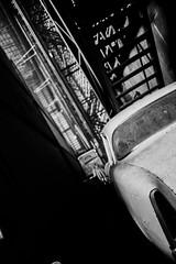 (To Whom This May Concern) Tags: vintagecar barnfind drivetastefully car kodakfilm kodak trix streetphotography olympus olympusxa filmphotography analogue 35mmfilm nightphotography blackandwhite blackandwhitephotography