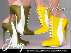 "Phedora. for TRES CHIC - ""Jaay"" ankle boots♥ (Celena Galli ~ phedora.) Tags: sl secondlife second life phedora 3d mesh shoes brand heels platforms shoewear womenswear pumps woman women sexy sassy stylish classy cute chic kinky kawaii fashion event monthly events original content 100mesh new release newrelease meshbody hud multihud maitreya lara belleza isis freya slink hourglass physique shopping shopaholic shappaholic straps ankle booties streetwear ankleboots urban funky heel strappy style strappyheels kinkyyy avatar female femaleavatar femaleavi footwear metallic boots cozy winter warm treschic sneakers sporty"